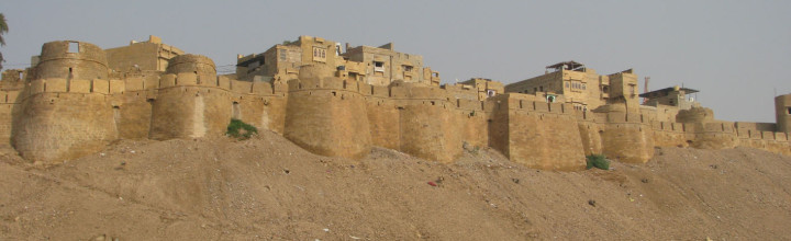 Jaisalmer – A short story by Kuthumi from his time living his enlightenment.
